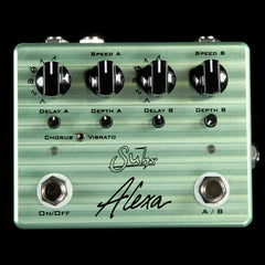 Suhr Alexa Multi Wave Dual Channel Analog Chorus / Vibrato