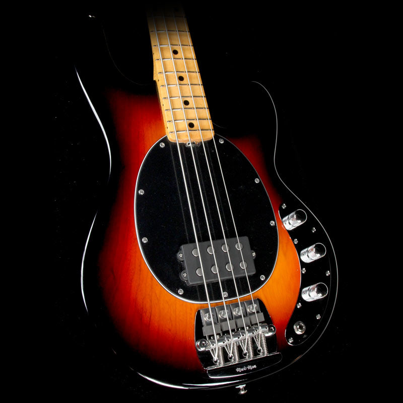 Ernie Ball Music Man Classic StingRay 4 Bass Guitar Vintage Sunburst B058370