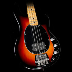 Ernie Ball Music Man Classic StingRay 4 Bass Guitar Vintage Sunburst