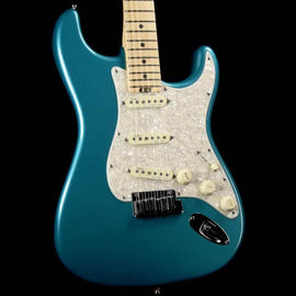 Fender American Elite Stratocaster Electric Guitar Ocean Turquoise