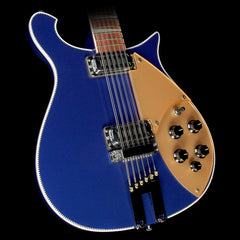 Used 2002 Rickenbacker 660/12 12-String Electric Guitar Midnight Blue