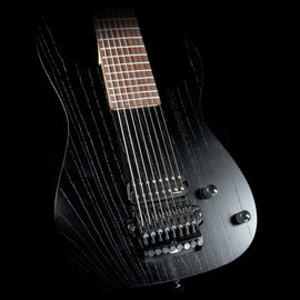 Ibanez M80MWK Meshuggah Signature Electric Guitar Weathered Black