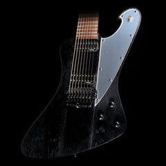 Ibanez FTM33 Fredrik Thordendal Meshuggah Signature Electric Guitar Weathered Black