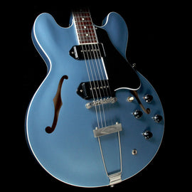 Used 2015 Gibson Memphis ES-330 Electric Guitar Pelham Blue