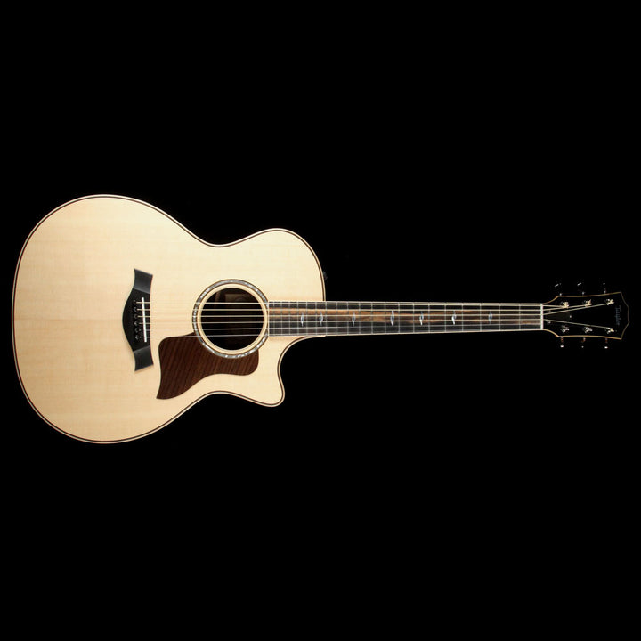 used 2015 taylor 814ce grand auditorium acoustic electric guitar natur the music zoo. Black Bedroom Furniture Sets. Home Design Ideas