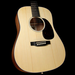 Martin D Jr. E Acoustic-Electric Guitar Natural