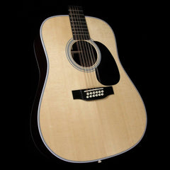 Martin D12-28 12-String Dreadnought Acoustic Guitar Natural