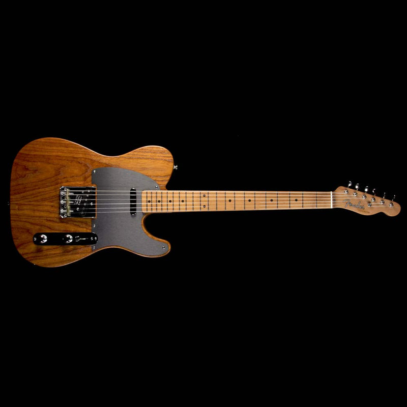 Fender FSR Limited Edition Roasted Ash '52 Telecaster Electric Guitar Natural