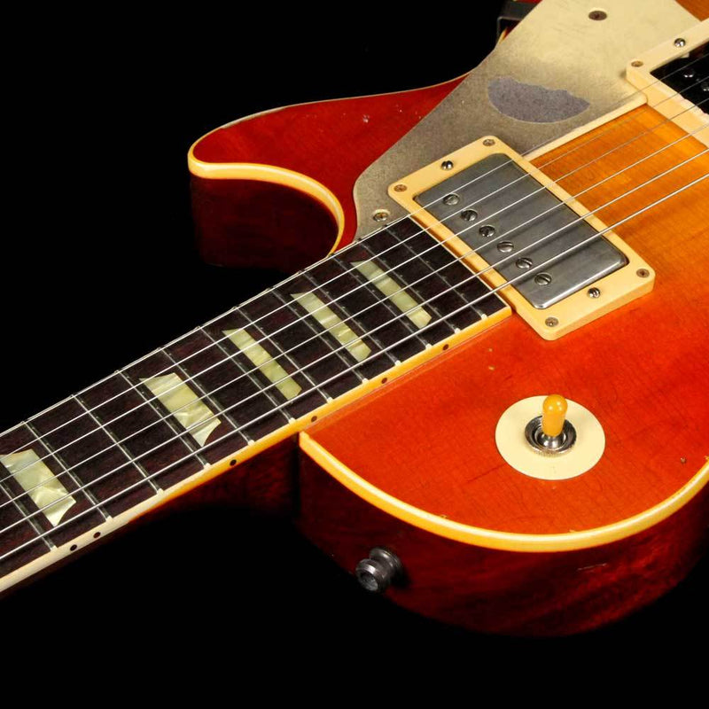 Gibson Custom Shop Slash 1958 Les Paul First Standard #8 3096 Replica Aged and Signed 3