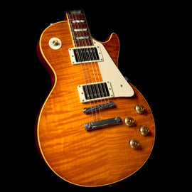 Used 2004 Gibson Custom Shop '59 Les Paul Reissue Electric Guitar Orange Drop