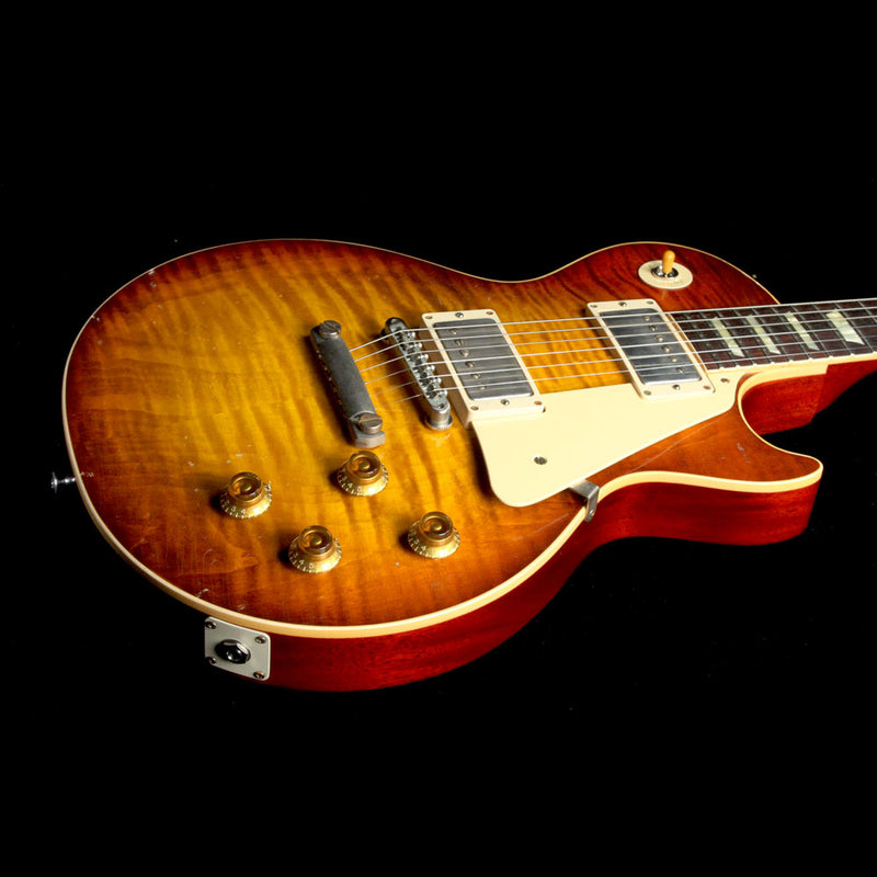 Gibson Custom Shop Les Paul Standard Figured Top Tom Murphy Painted & Aged  Murphy Burst