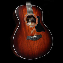Taylor 326e Baritone-8 LTD Grand Symphony Acoustic-Electric Guitar Shaded Edgeburst