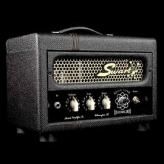 Swart Space Tone Atomic Jr. Tube Guitar Amplifier Head Dark Tweed