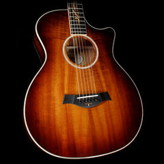 Taylor Fall 2017 LTD K24ce 12-Fret Grand Auditorium Acoustic-Electric Guitar Shaded Edgeburst