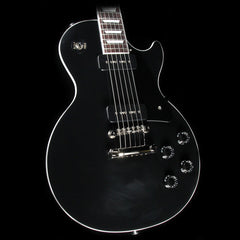 Gibson 2018 Les Paul Classic Electric Guitar Ebony