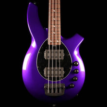 Ernie Ball Music Man Bongo 4 HH Bass Firemist Purple