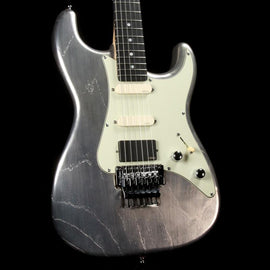 John McGuire Guitars Valley Pro Chrome Antique