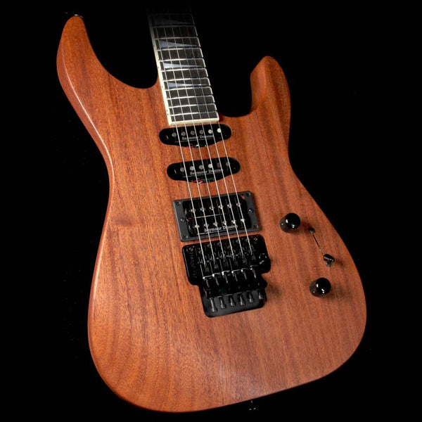 Jackson Custom Shop Sl1 Soloist Roasted Mahogany Electric