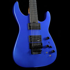 Jackson USA Signature PC1 Shred Phil Collen Signature Blue Shimmer
