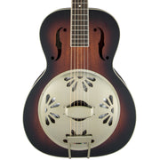 Gretsch Guitars G9241 Alligator Biscuit Round Neck Acoustic Resonator Guitar 2-Color Sunburst