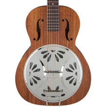 Gretsch G9200 Boxcar Roundneck Resonator Acoustic Guitar Natural