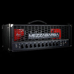 Mezzbarba M Zero Overdrive Tube Guitar Amplifier Head