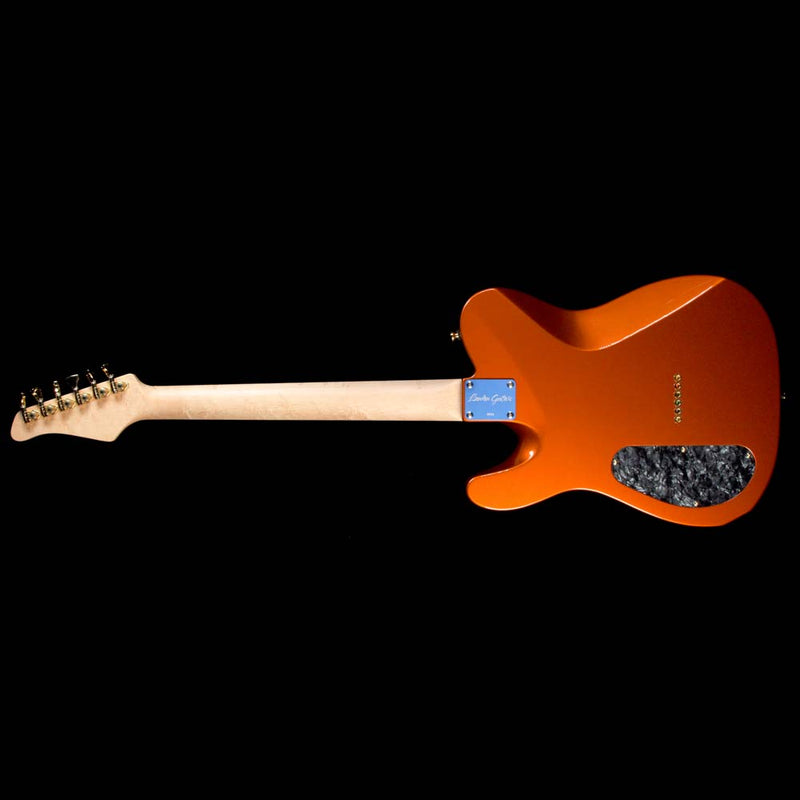 Landon Guitars TR1S Electric Guitar Burnt Orange 26