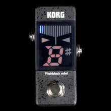 Korg Pitchblack Mini Chromatic Pedal Tuner