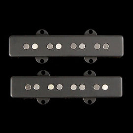 Nordstrand NJ4SV Vintage Hum-Cancelling Single-Coil Electric Bass Pickup Set