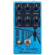 EarthQuaker Devices The Warden V2 Compressor Effects Pedal