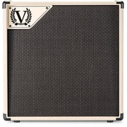Victory Amplification V112V Ritchie Kotzen 1x12 Electric Guitar Amplifier Cabinet White with Vintage 30