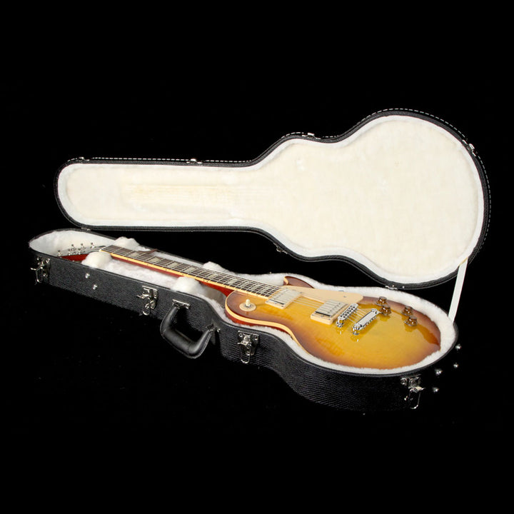 Used 2008 Gibson Les Paul Traditional Electric Guitar Sunburst 35480475