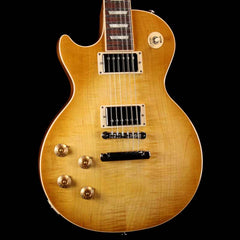 Gibson 2018 Les Paul Traditional Left-Handed Honey Burst
