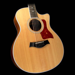 Used 2012 Taylor 456ce 12-String Grand Symphony Acoustic-Electric Guitar Natural