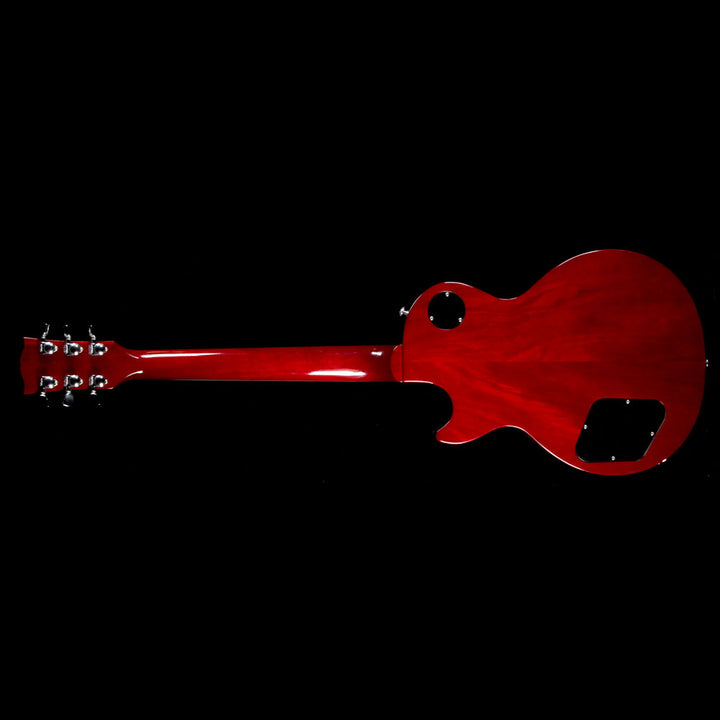 Used 2014 Gibson Les Paul Standard Plus Electric Guitar Brilliant Red 140044205