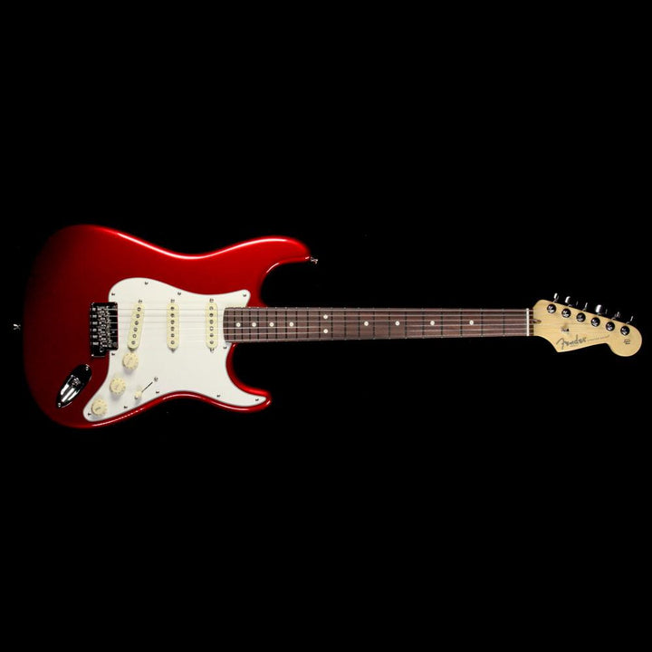 Fender American Pro Stratocaster Electric Guitar Candy Apple Red 0113010709