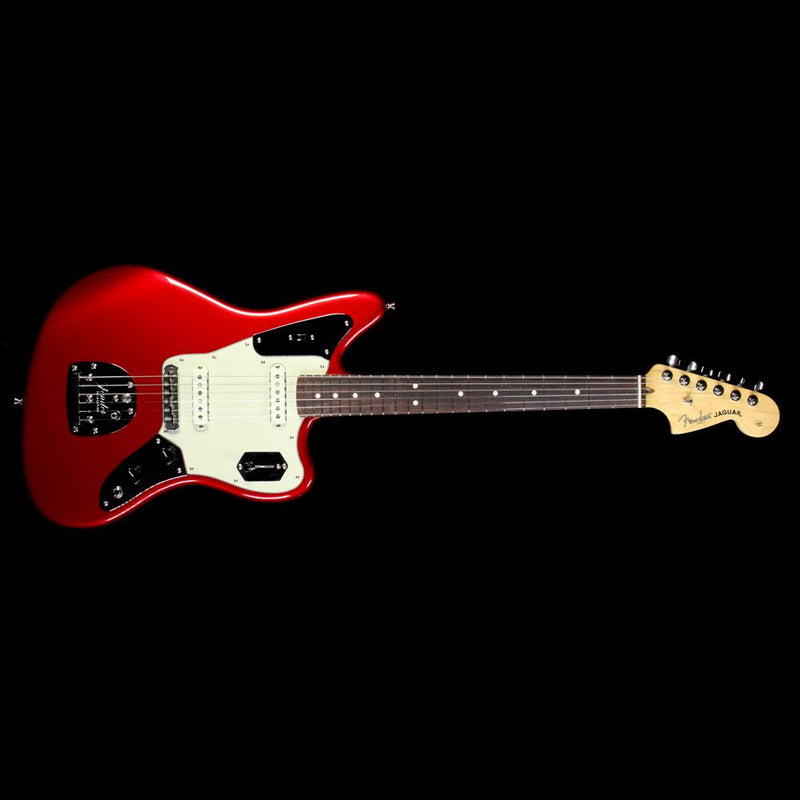 Fender American Pro Jaguar Candy Apple Red 0114010709