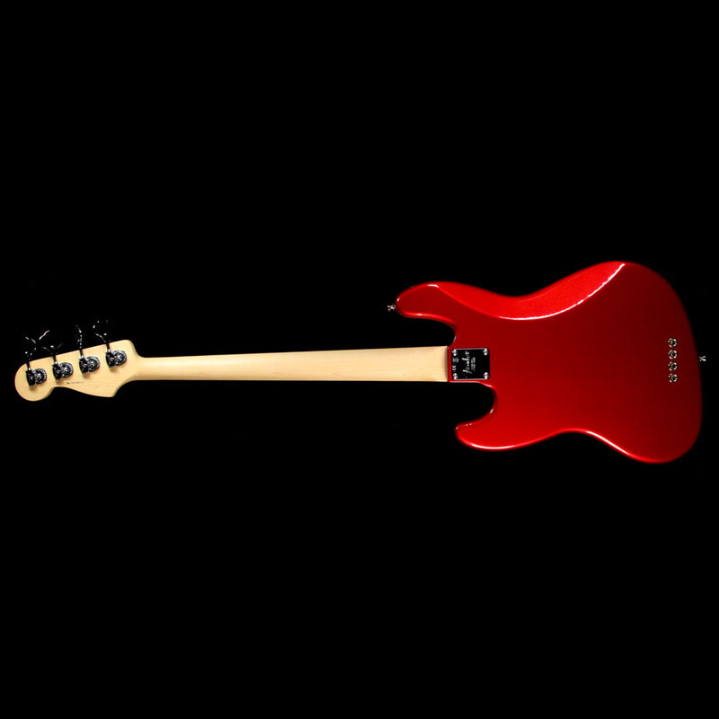 Fender American Pro Jazz Bass Electric Bass Candy Apple Red 0193900709