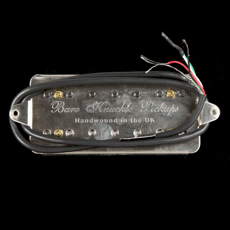 Bare Knuckle Cold Sweat Open Coil 7-String Humbucker Neck Pickup (Black)