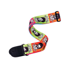 Planet Waves Sgt. Pepper's Lonely Hearts Club Band 50th Anniversary Woven Guitar Strap