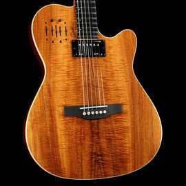 Godin A6 Ultra Electric Guitar Figured Koa