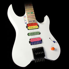 Used Kiesel Custom Shop Limited Edition JBV6 Jason Becker Vader Electric Guitar