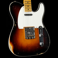 Fender Custom Shop Limited Edition Double Esquire Special Wide Fade 2-Color Sunburst