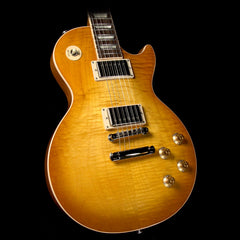 Gibson 2018 Les Paul Traditional Electric Guitar Honey Burst