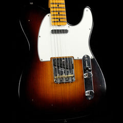 Fender Custom Shop Postmodern Telecaster Wide Fade 2 Color Sunburst Journeyman Relic