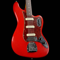 Fender Custom Shop Bass VI Journeyman Relic Aged Dakota Red
