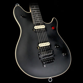 Used 2017 EVH Wolfgang USA Edward Van Halen Signature Electric Guitar Stealth Black