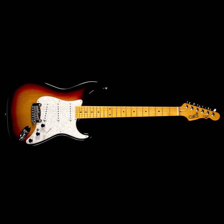 Used G&L USA S-500 Electric Guitar Sunburst