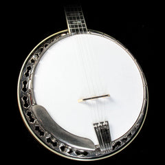 Used 1978 Stelling Staghorn 5-String Banjo Natural Walnut