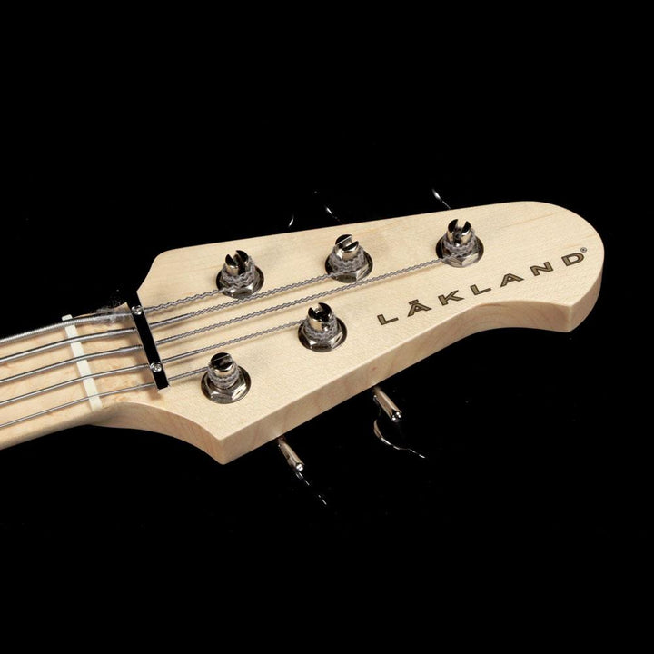 Lakland 55-94 Deluxe 5-String Bass Transparent Amber 7763